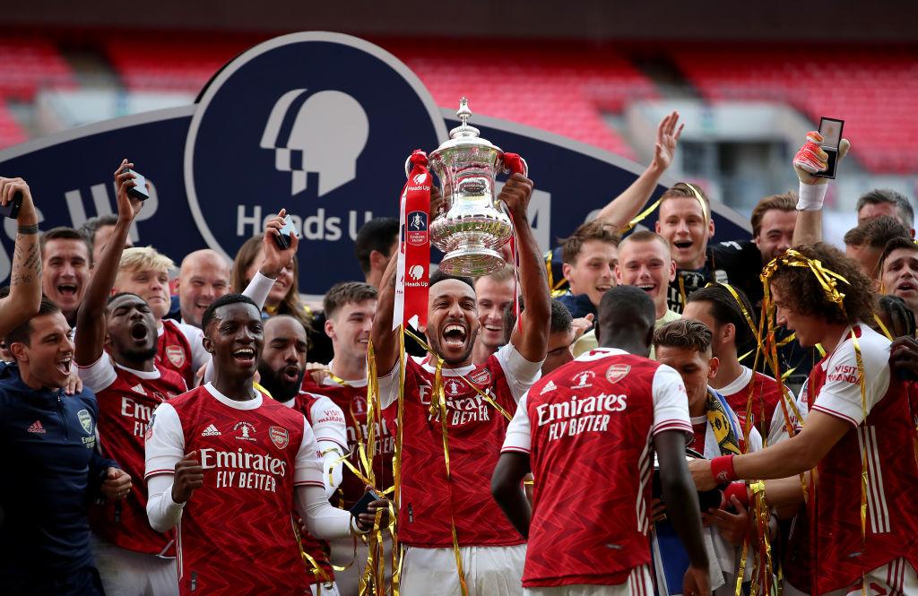 Arsenal derrotó a Chelsea y se consagró campeón de la FA Cup inglesa