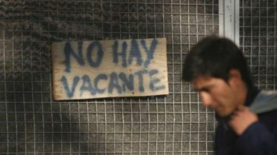 - La pandemia afectó directamente al sector laboral.-
