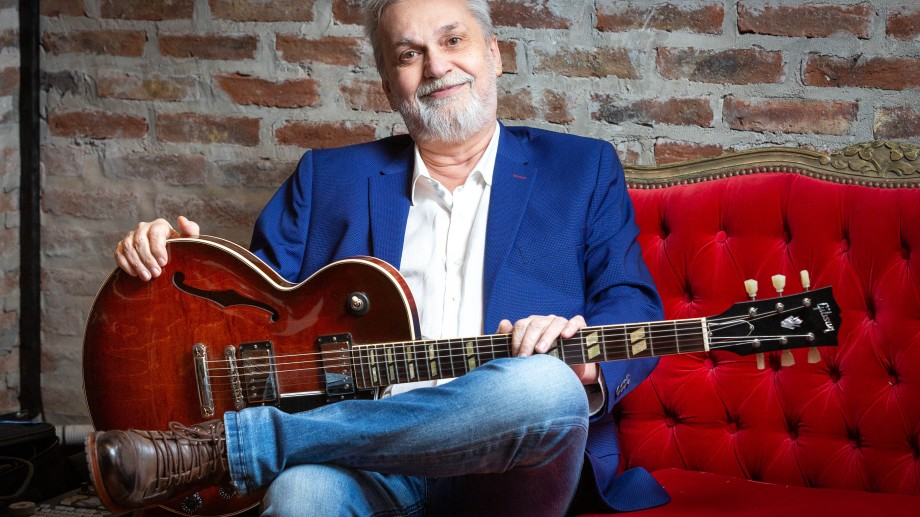 """El notable músico de 68 años consideró al premio """"como una gran oportunidad para hacer algunos disquitos más""""."""