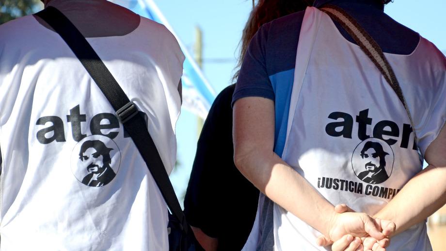 El sindicato aún mantiene un frente salarial abierto con el gobierno. (Foto archivo: Mauro Pérez).