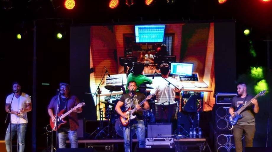 Blues de Garage estaba en medio de la producción de su nuevo disco cuando se decretó la cuarentena.