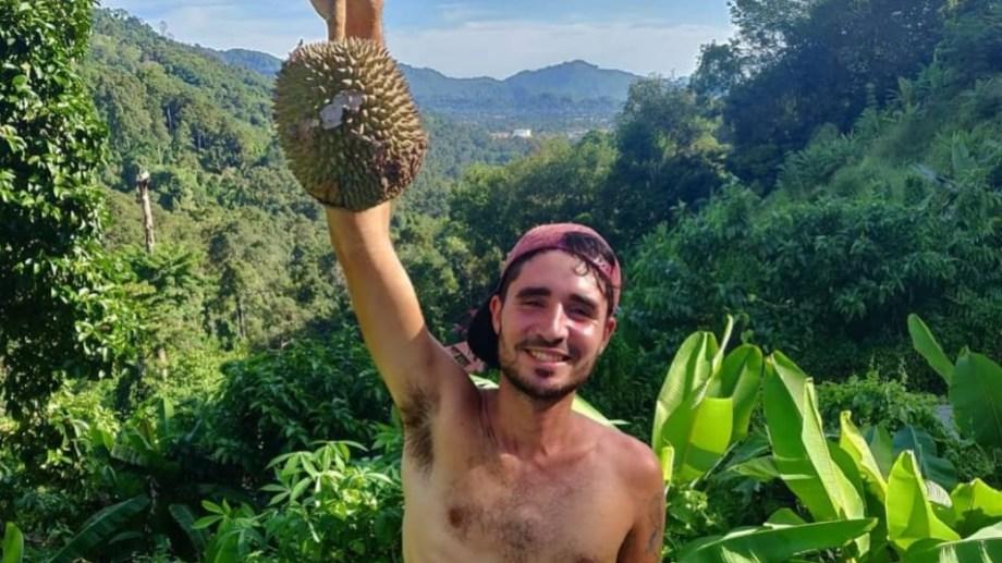 Se sumergió en las junglas del sur de Asia en búsqueda de esta gema frutal llamada durian