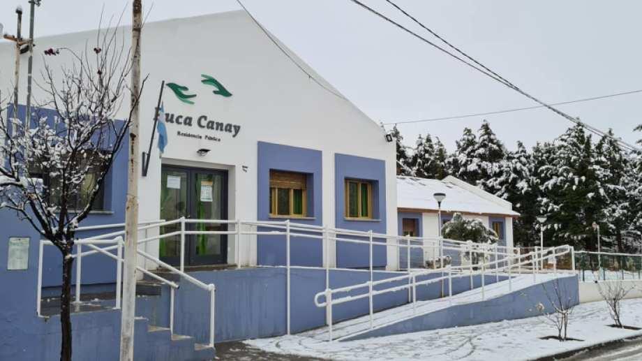 La residencia Ruca Canay continúa funcionando, pero sin parte de su plantel. (Gentileza).-