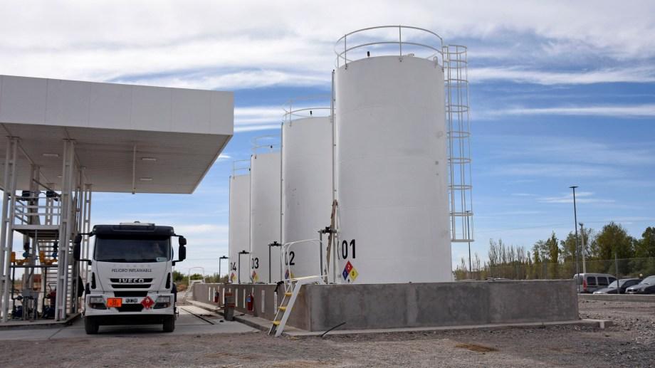 El instituto Mosconi elaboró propuestas para atender al sector de los biocombustibles que enfrenta a una crisis profunda. (Foto: Florencia Salto)