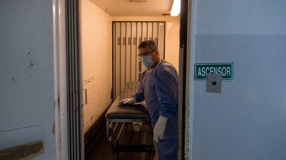 Bariloche pasó de 230 casos semanales a 560 en un mes y medio. Foto: archivo