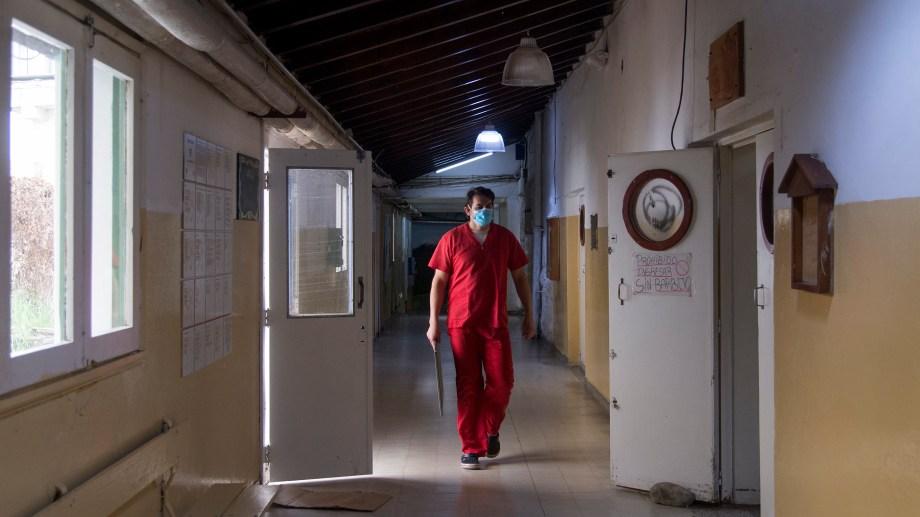 Bariloche tuvo ayer el día con mayor cantidad de contagios desde el inicio de la pandemia. Archivo