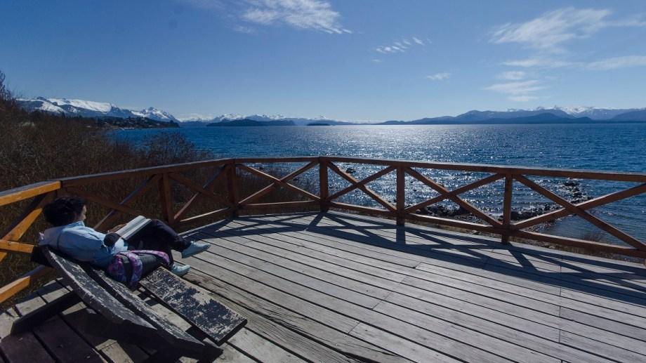 En el módulo sanitario que se instalará en Bariloche se podrá hacer detección y aislamiento de turistas con síntomas de covid-19. Archivo