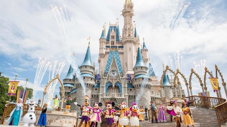 Desde la compañía criticaron la falta de voluntad del Estado de California para levantar las restricciones. Foto: Disney