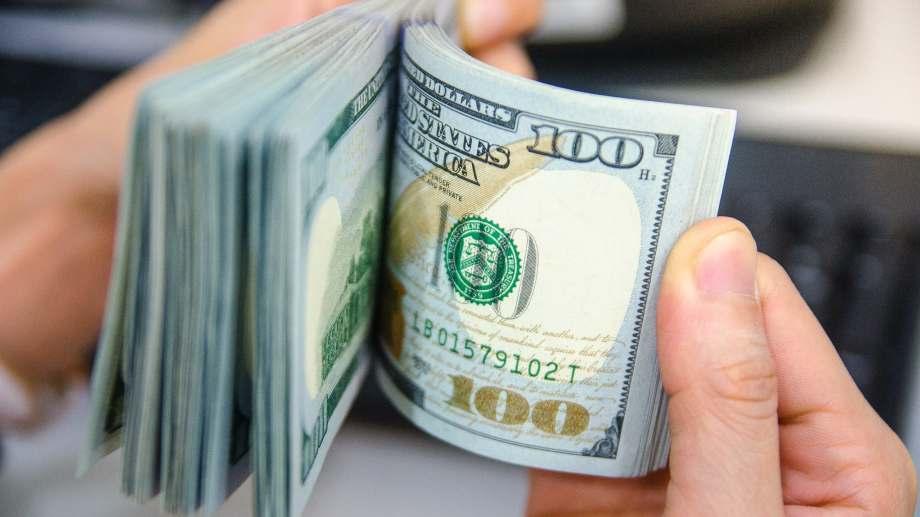 El dólar oficial cerró la semana a $95.