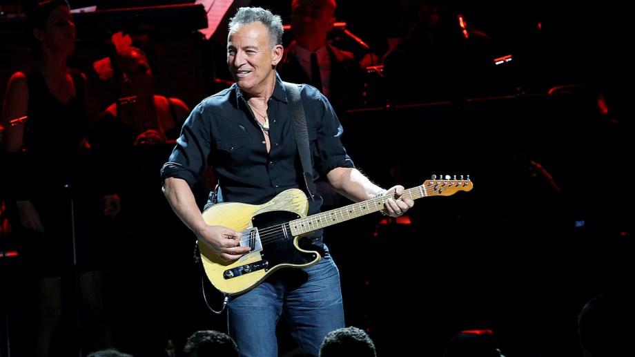 """Bruce Springsteen  editó esta semana """"Ghosts, el single del disco que saldrá en octubre."""