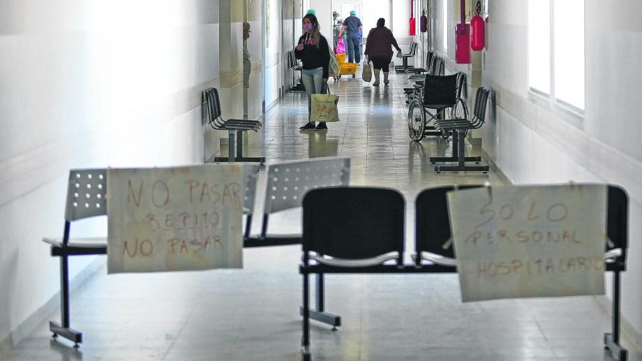 El Hospital de Allen.Foto: Juan Thomes