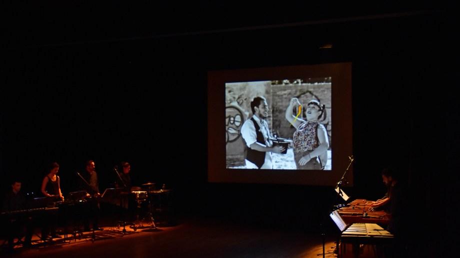 Durante la edición 2019 se pudieron observar buenas películas con música en vivo. (Foto: Andrés Maripe)