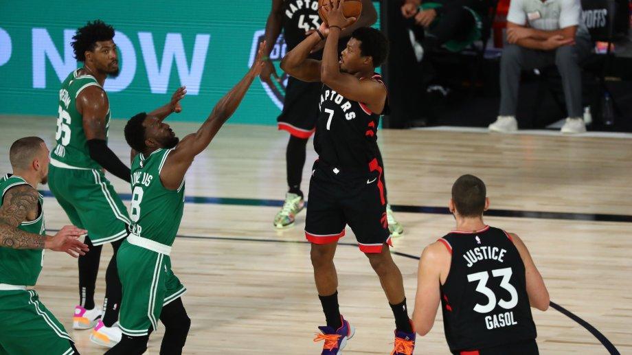 A todo o nada. Boston y Toronto se juegan hoy el pase a la final de la Conferencia Este, donde espera Miami.