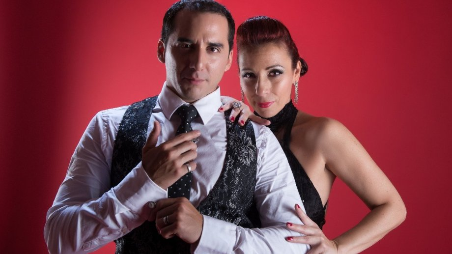 Laura Sidera y Mauicio Monzón impulsan el trabajo de la Red Nacional de Tango.