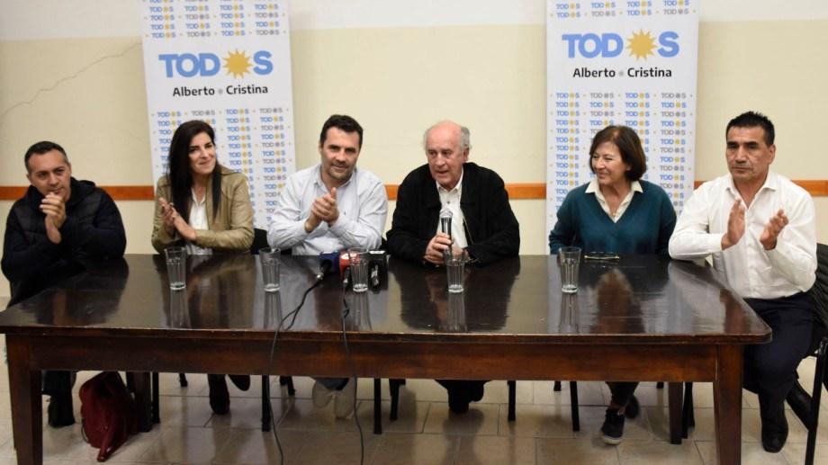 La lista que ganó en las elecciones de 2019 llevaba a Miras Trabalón como segunda titular. Foto: archivo Florencia Salto.