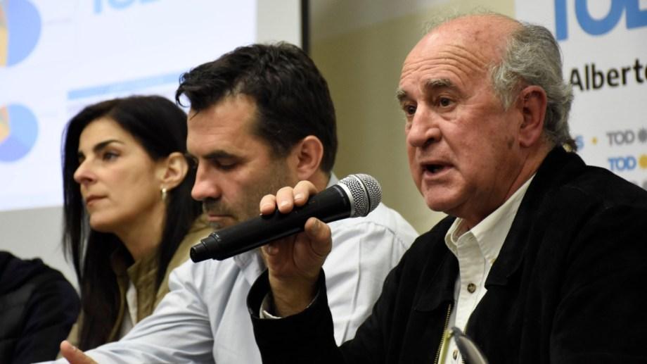 La disputa por la banca también enfrenta a las dos facciones del peronismo local. Foto: archivo Florencia Salto.