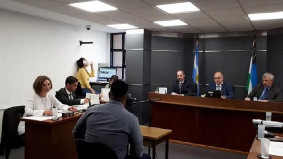 El juicio inicial se realizó en febrero de este año. Foto: archivo.