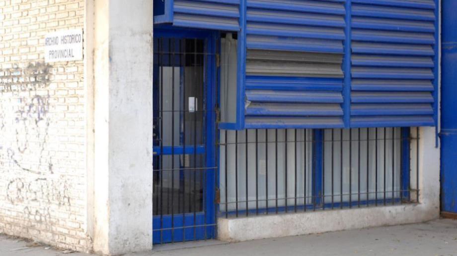 El Archivo comparte edificio actualmente donde funciona la delegación de Ipross.(Foto Archivo)
