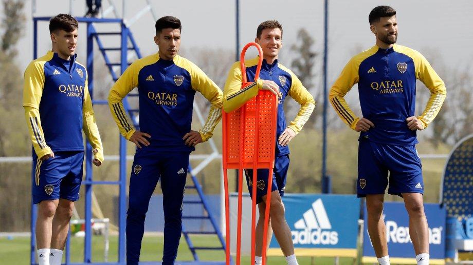Si Boca gana en Colombia, tendrá un pie y medio en la próxima fase de la Copa.