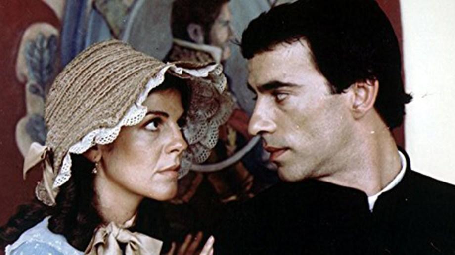 Camila O´Gorman y  Ladislao Gutierrez, una pasión prohibida en el clásico filme de María Luisa Bemberg.