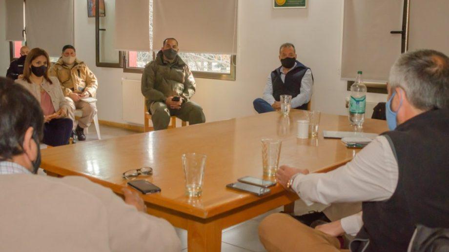 El Comité Operativo de Emergencia Municipal de San Martín de los Andes habilitó por 72 horas las reuniones sociales. Foto: San Martín Informa