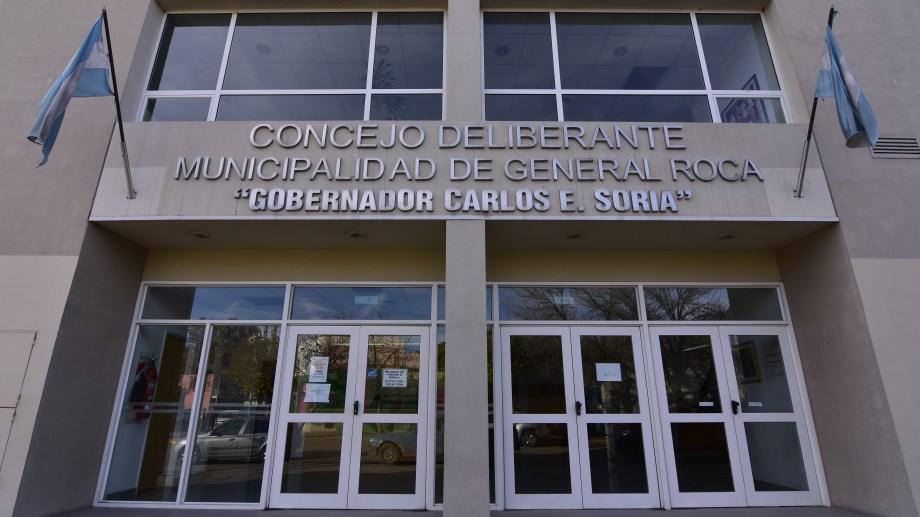 El cruce político en el Concejo Deliberante surgió cuando la ordenanza de estacionamiento medido ya está en plena vigencia.  (foto: archivo)