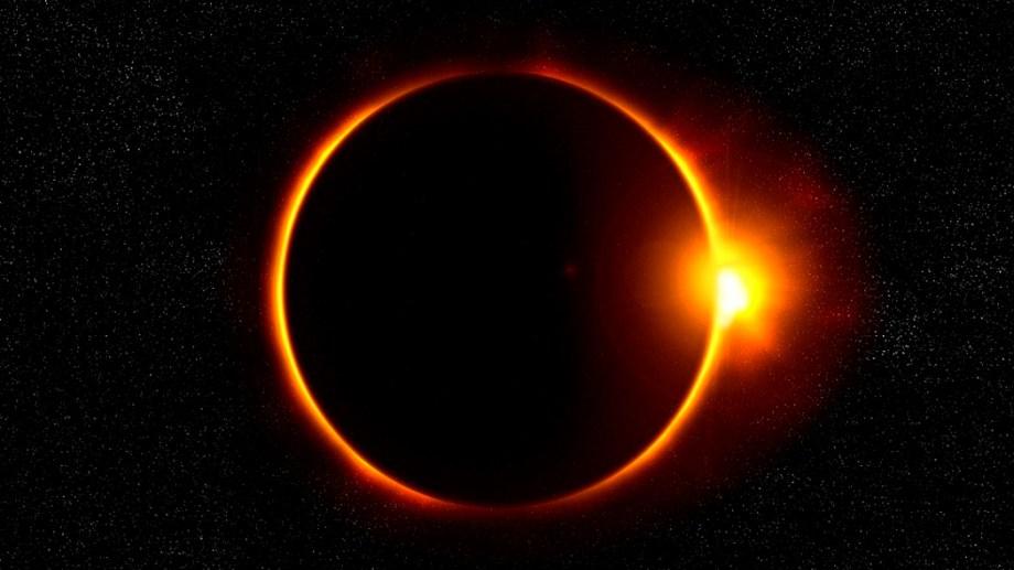 El físico Guillermo Abramson señaló que Junín de los Andes estará dentro del cono del eclipse total, pero no durará más de un minuto. La recomendación es acercarse lo más posible a Piedra del Águila. Foto: archivo