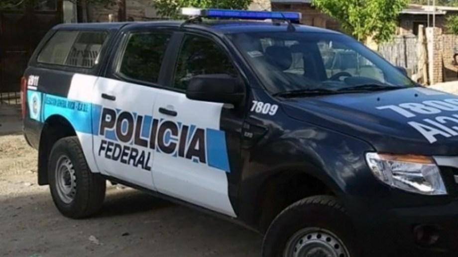 El operativo está a cargo de las fuerzas federales. Foto: archivo