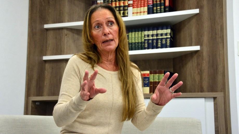 La apertura estará a cargo de la presidenta del STJ,  Liliana Piccinini. Foto: Marcelo Ochoa.
