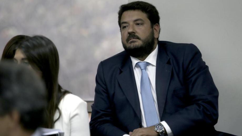 El viceministro de Justicia Juan Martín Mena habló sobre el fallo de la Corte. Foto archivo.