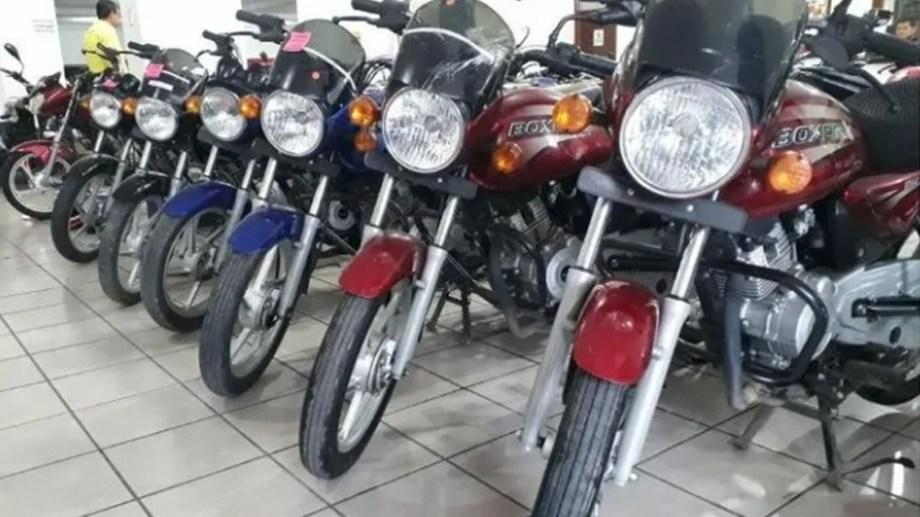 El gobierno nacional lanzó un plan de financiamiento para la compra de motos. Foto archivo.