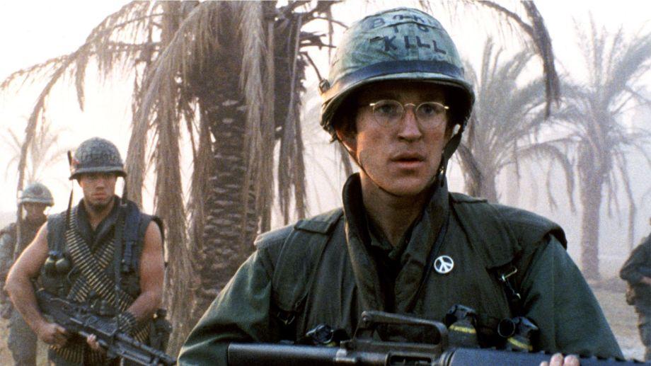"""La Guerra de Vietnam desde la mirada nada complaciente de Stanley Kubrick en """"Nacido para matar""""."""