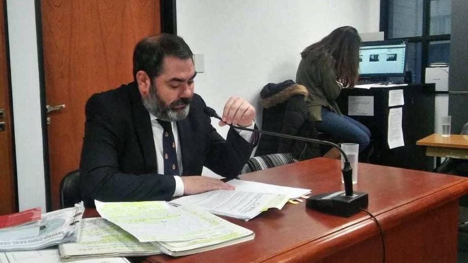 La imputación estuvo a cargo del fiscal Guillermo Ortíz. Foto: archivo.