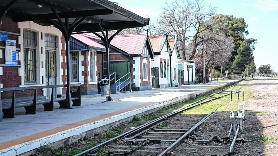 En 1902 llegaba el primer tren a la estación Confluencia. Allí comenzó la historia.