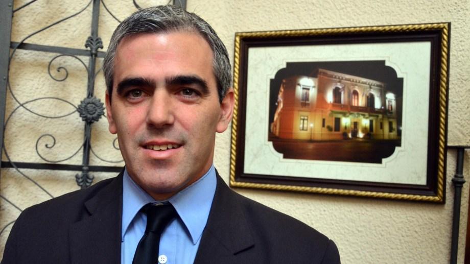 En su dimisión, Fernández Eguía -con cargo retenido en la Defensoría del Pueblo- explicó su decisión. Foto: Marcelo Ochoa