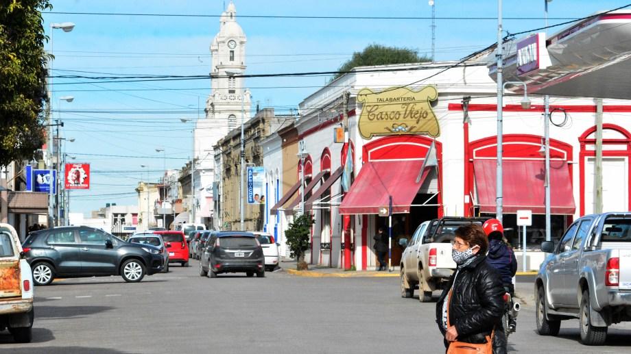 En Patagones hay 12 fallecidos desde que se inició la pandemia. Foto: Marcelo Ochoa