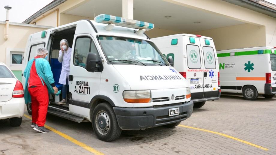 El hospital tenía directora interina desde noviembre pasado. Foto: Marcelo Ochoa.