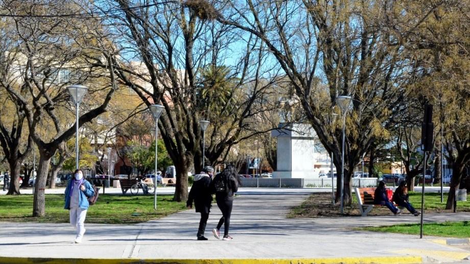 En la capital rionegrina hay un total de 201 fallecidos desde que se inició la pandemia. Foto Archivo: Marcelo Ochoa.
