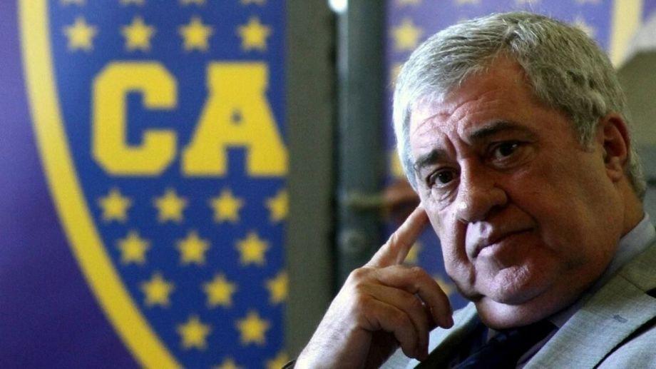 El actual presidente del xeneize hizo referencia a la gestión de Daniel Angelici.