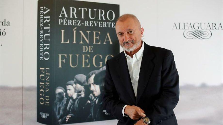 Arturo Pérez-Reverte hace el relato de una contienda que no ganó nadie.