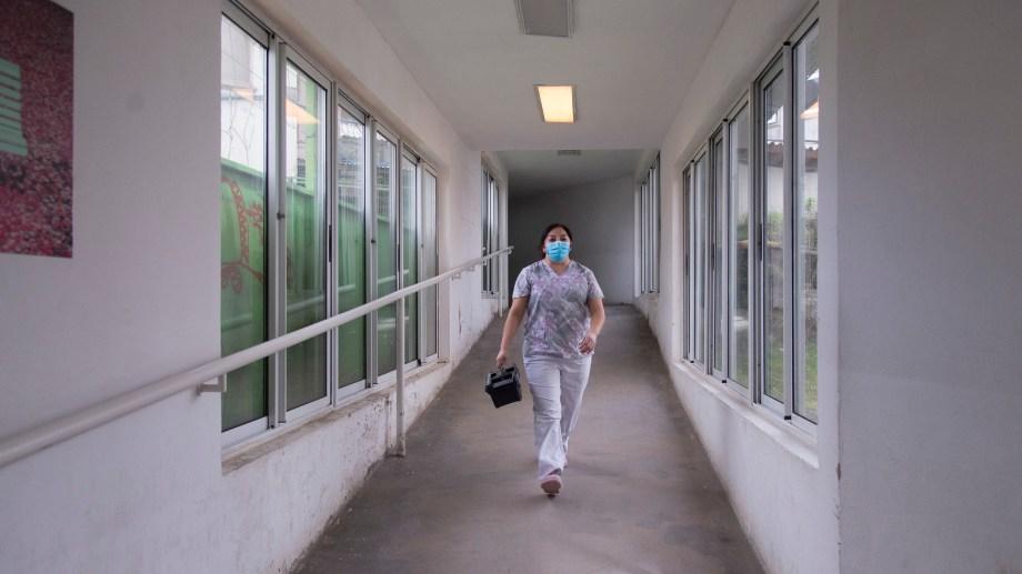 13.949 personas contrajeron la COVID-19 en Bariloche en lo que va de la pandemia y 194 murieron. (Foto archivo)