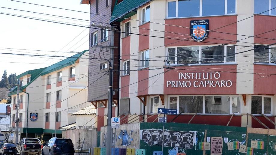 El colegio alemán Primo Capraro de Bariloche es uno de los beneficiados.