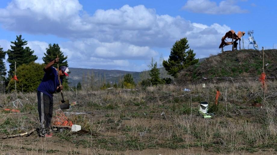 El municpio de Bariloche se comprometió a generar al menos 500 lotes sociales este año. Archivo