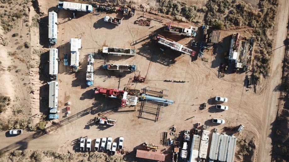 Las pymes piden una legislación que genere condiciones de inversión de las petroleras. (Foto: gentileza)