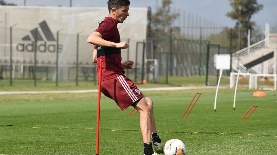A pesar de los rumores, Fernández seguirá en el Millo. (Foto: @RiverPlate)