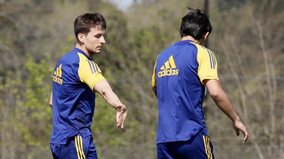 Soldano, cuestionado por su falta de gol, marcó en el amistoso. (Foto: @BocaJrsOficial)