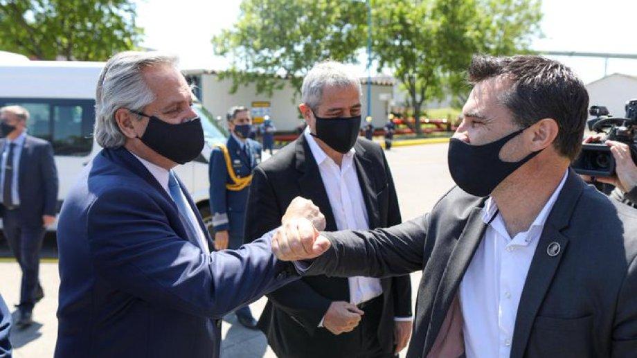 El secretario de Energía, Darío Martínez, aseguró que será el presidente quien a da conocer la ley. (foto archivo: gentileza)