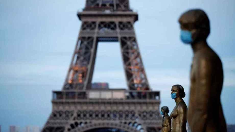 París es una de las ciudades más afectadas de Francia.