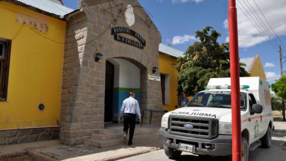 Maquinchao suma 24 casos activos. Es la segunda localidad de la Región Sur en cantidad de contagios. Foto: José Mellado.
