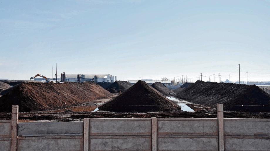 Seis operadores tienen la mayor porción de la operación de los residuos de la industria petrolera. (Foto: archivo)